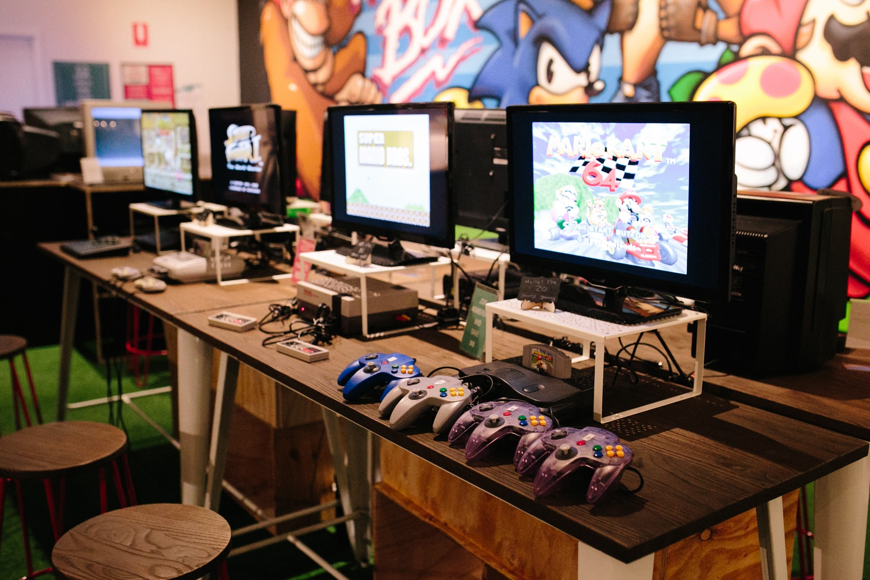 Video-Game-Parties-Perth