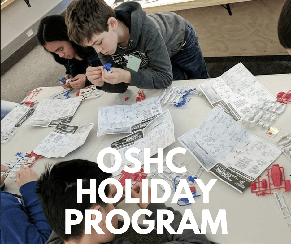 OSHC School Holiday Program - Children of all ages - The Nostalgia Box - Perth City - Gundam Making Workshop