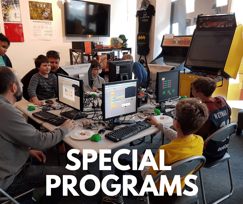 The Nostalgia Box - School Holiday Special Coding Workshops Open to Public