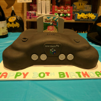 Awesome Birthday Cake