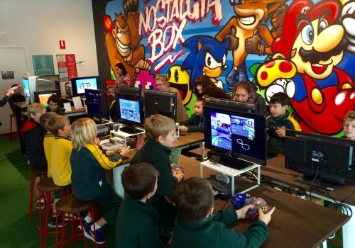 The Nostalgia Box - School Excursion - Fun activity in Perth, Northbridge